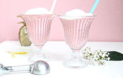 Saint-Valentin : Un Love Milk-shake pour terminer votre dîner en beauté