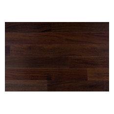 Hardwood Flooring-Brazilian Teak, Espresso