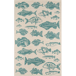 Beach Style Outdoor Rugs by Momeni Rugs