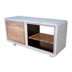 Moderne hifi möbel  Moderne TV- & Hifi-Möbel: TV-Wandhalterung und DVD-Regal - Houzz
