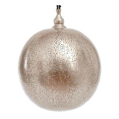 Moroccan Orb Pendant Light, Large