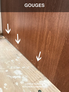 Kitchen Cabinets Remodeling Through