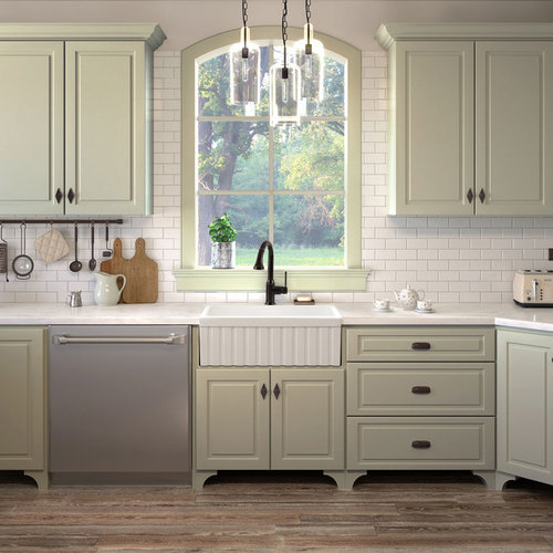POLL: Kitchen Sink Apron Front - Fluted or not?