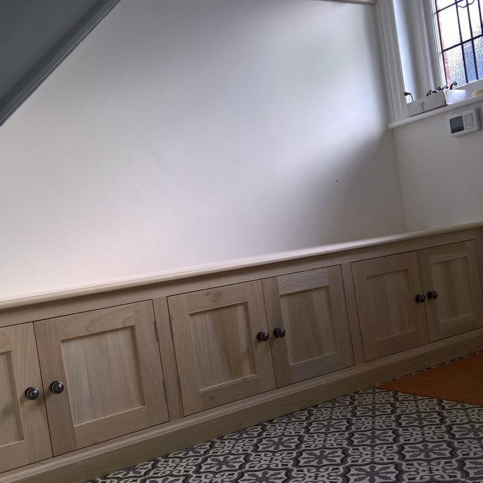 Hallway Shoe Cupboard