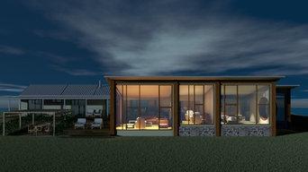 Passive solar renovation.