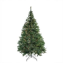Traditional Christmas Trees by Northlight Seasonal