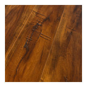 Feather Lodge Feather Step Casey Key Plank 12.3 mm. Laminate, 17.79 Sq. ft.