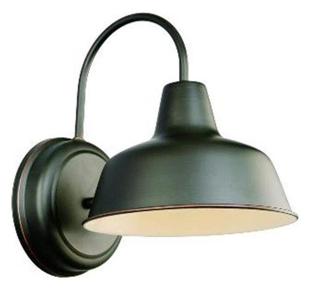 Allenby outdoor downlight farmhouse outdoor wall lights and allenby outdoor downlight workwithnaturefo