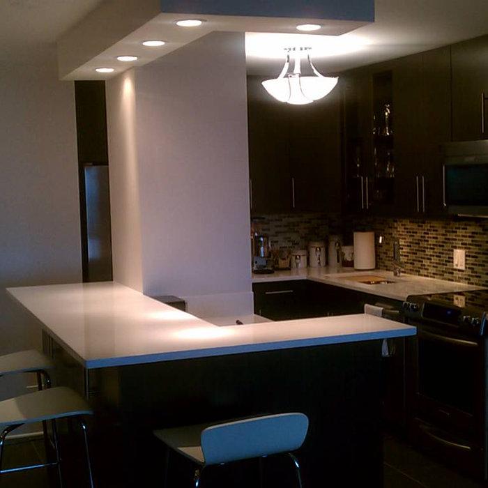 Chicago Highrise Kitchen