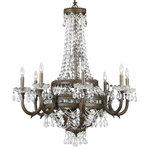 currey company sebastian chandelier transitional chandeliers