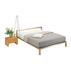 Addison Picket White Twin Bed