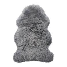 - Schaffell grau - Teppiche