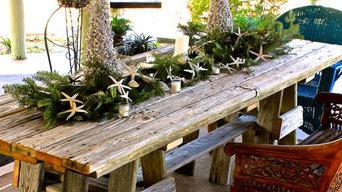 Weathered Dock Wood Table