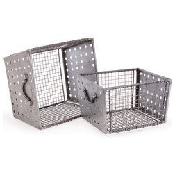 Industrial Baskets by GwG Outlet