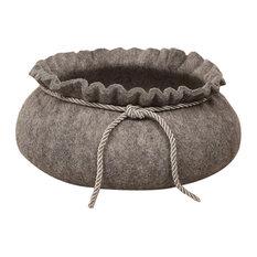 New Design Dog and Cat Nest Lightweight Soft Pet Bed