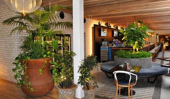 Jupiters Botanica Garden Kitchen and Bar