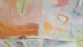A Soft Breeze from a Safe Place. Doris Wasserman. Acrylic, charcoal, graphite on