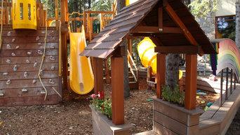 Private Playground in Bragg Creek