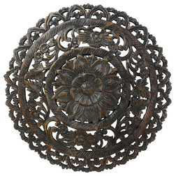 Traditional Wall Accents by Haussmann Inc.