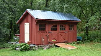 Backyard Storage Shed