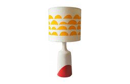 Coral Dip Lamp
