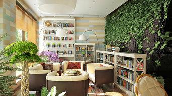 Дизайн квартиры в Крылацком