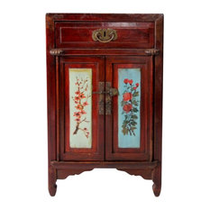 Consigned Vintage Chinese Side Cabinet