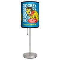 Topps Hockey Gum Wrapper 1974 Lamp