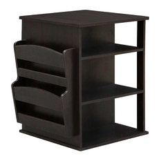 magazine racks houzz. Black Bedroom Furniture Sets. Home Design Ideas