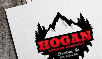 Hogan Lumber Company Logo