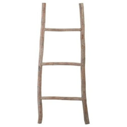Beach Style Ladders And Step Stools by VaasuHomes
