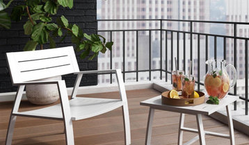 Small-Space Patio Furnishings Under $499