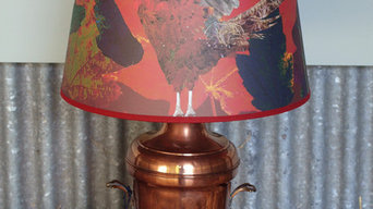 Designer Limited Edition Lampshades: Enchantment Collection