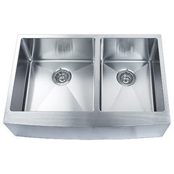 Contemporary Kitchen Sinks by AOK Group Inc