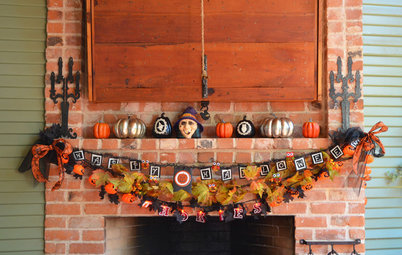 8 Easy Halloween Decorating Ideas
