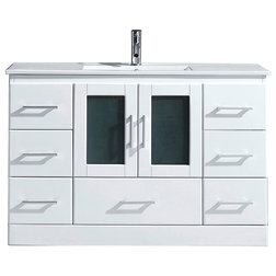 Contemporary Bathroom Vanities And Sink Consoles by Avant Styles
