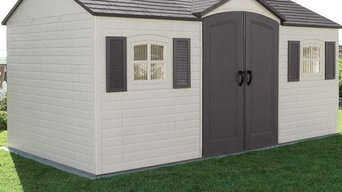Storage Sheds - Memphis, TN, Germantown, Sheds, Holly Springs, MS.