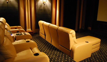 Theater and Bar Room - Chino Hills