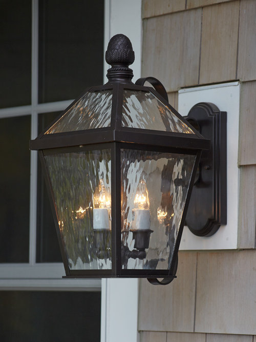 London Lantern Exterior Light Close Up Outdoor Wall Lights And Sconces