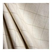 D2958 Copley Square Snowflake Check Plaid Fabric