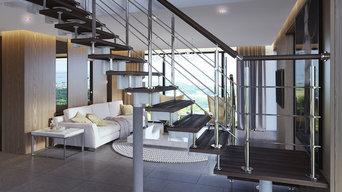 Модульная лестница PROMODULE