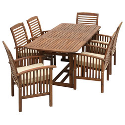 Craftsman Outdoor Dining Sets by Walker Edison