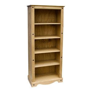 Vida Designs Corona Bookcase, Large