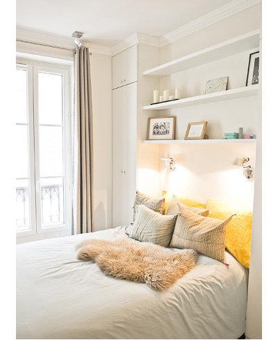 visite priv e volumes et luminosit dans un appartement. Black Bedroom Furniture Sets. Home Design Ideas