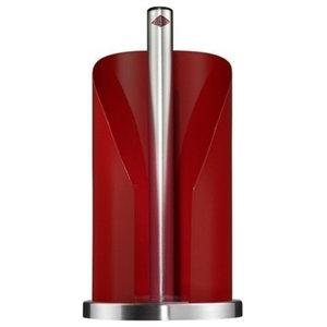 Wesco Kitchen Roll Holder, Red