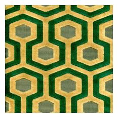 Kovi Fabrics Paramount Lux Geometric Woven Pile Upholstery Fabric By The Yard