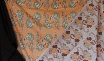 Création textile - Animaux fantastiques