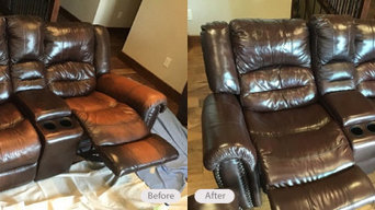 Leather Repair, Vinyl Restoration and Plastic Renewal Services in Fort Collins