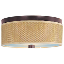 Transitional Flush-mount Ceiling Lighting by Lampclick