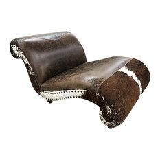 Animal Print Chaise Lounge Chairs